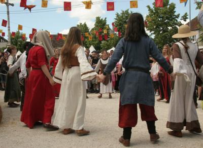 Le Grand Bal Médiéval de Provins