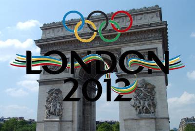 L'équipe de France Olympique sur les Champs-Elysées !