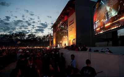 La Fête de l'Humanité 2012