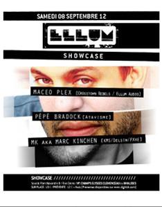 Ellum Showcase : Maceo Plex