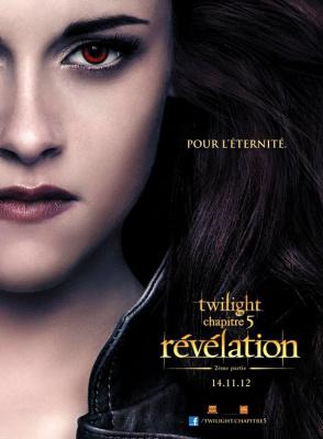 Twilight 5 en avant-première au Grand Rex