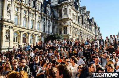 Love Life Parade : 30 concerts live sur Chars à la Bastille