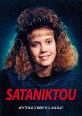 Sataniktou au Glazart pour Halloween 2012