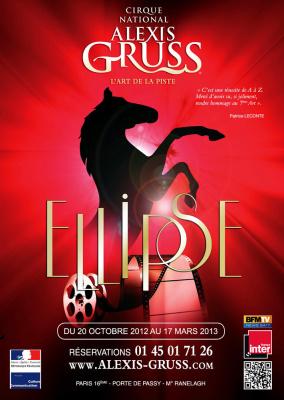 Le Cirque Alexis Grus présente Ellipse
