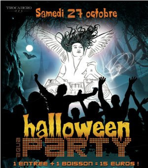 Halloween party à l'Aquarium de Paris