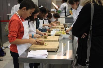 Le Salon Cuisinez pour les enfants