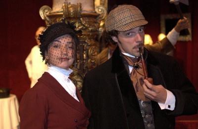 Grévin invite magiciens et mimes pendant les vacances de la Toussaint