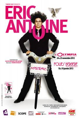 Eric Antoine fait l'Olympia