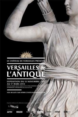 Versailles et l'Antique, l'exposition au Château de Versailles