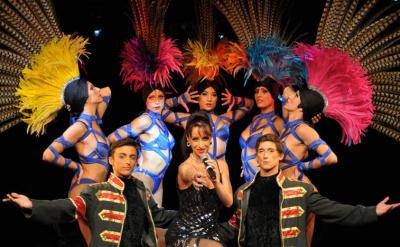Réveillon de Noël au Cabaret Cesar Palace