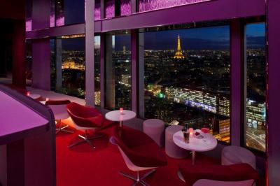 Réveillon 2013 au Bar La Vue, à 140 m de hauteur
