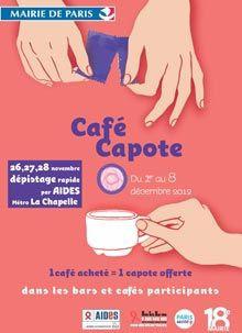Café capote 2012