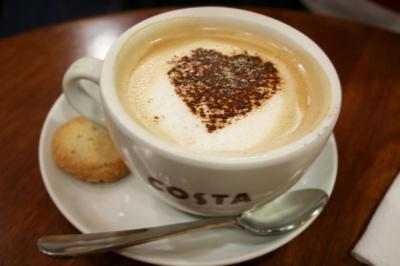 Costa Coffee débarque à Paris