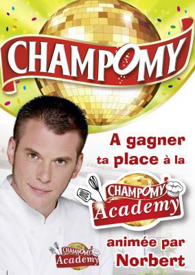 La Champomy Academy, cour de cuisine avec Norbert