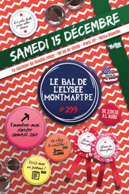 Le Bal de l'Elysée Montmartre, la 299ème