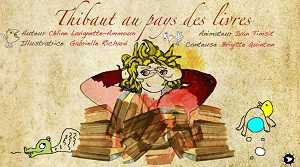 Atelier contes pour enfants à la BNF