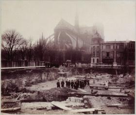Paris disparu, Paris restitué à la Crypte Notre-Dame