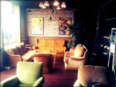 Le Garden Perk : le coffee shop de Friends à Paris