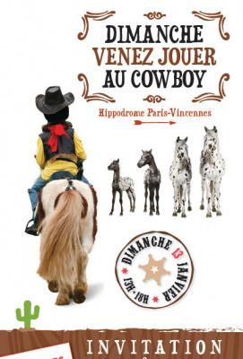 Journée Western à l'Hippodrome de Paris-Vincennes