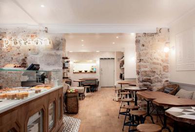 Ouverture du Café Pinson à Paris