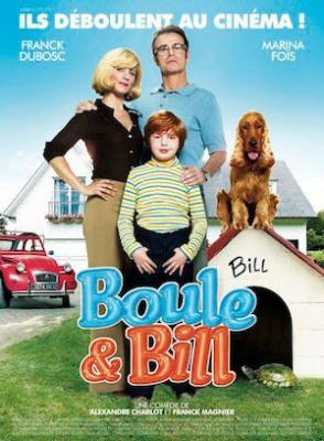 Boule et Bill en avant-première au Grand Rex avec l'équipe du film