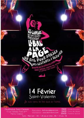 Bal à la Plage, la soirée de Saint Valentin à l'Auditorium Saint-Germain