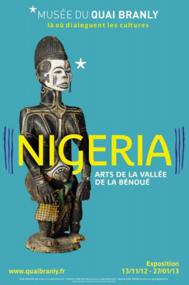Before Nigeria au Musée du Quai Branly