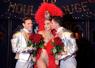 La Saint Valentin 2013 au Moulin Rouge