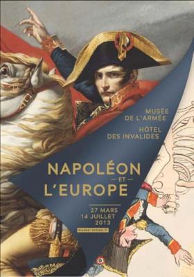 Exposition Napoléon et l'Europe au Musée de l'Armée