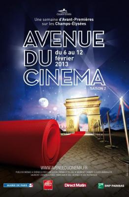Avenue du cinéma 2013