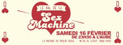 Le Bal de la Sex Machine, bal de l'élysée montmartre