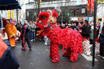 Visite guidée spécial Nouvel an chinois par secrets de Paris