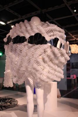 Futurotextiles, l'exposition à la Cité des Sciences en 2013
