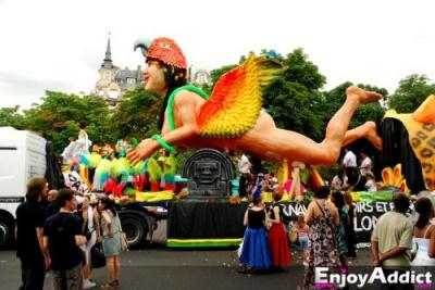 Les carnavals et parades de paris 2017 - Carnaval de paris 2017 ...