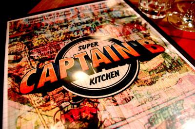 restaurant Captain B à Paris