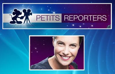 "Devenez un ""Petits Reporters de Disneyland Paris"""