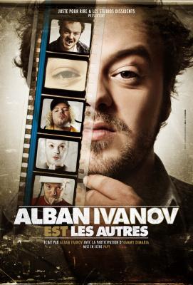 Alban IVANOV en one-man show au Théâtre de Dix heures