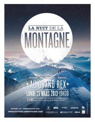 La Nuit de la Montagne au Grand Rex