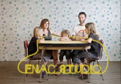 Fnac Studio, le studio éphémère gratuit pour des portraits de famille !
