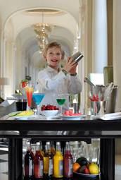 Atelier Barman Junior au Trianon Palace