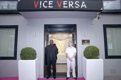 Chasse aux oeufs au Vice Versa Hôtel à Paris