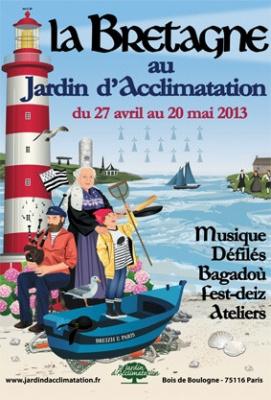 La Bretagne au Jardin d'Acclimatation