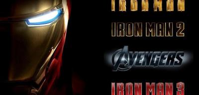 Marathon Iron Man avec Iron Man 3 en avant-première au Grand Rex