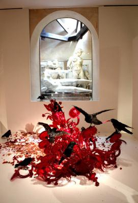 Exposition Fragile au Musée Maillol en 2013