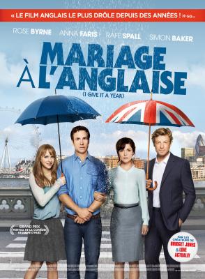 Mariage à l'anglaise en avant-première à Paris avec Simon Baker, alias le Mentalist