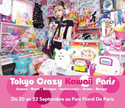 Tokyo Crazy Kawaii Paris, le festival 100% made in Japan