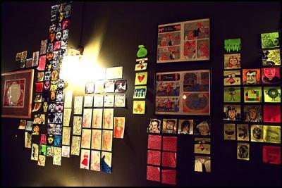 Post-it palais de tokyo