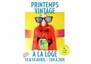 Printemps Vintage à la Loge