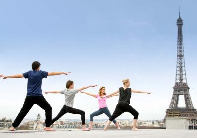 Yoga à la Maison Blanche de Paris