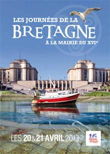Les Journées de la Bretagne à la mairie du 16e